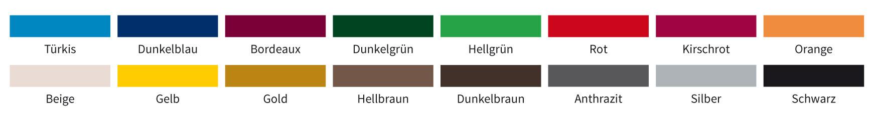 Applikationsfarben