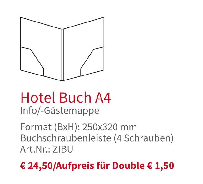 Skizze Hotel Buch