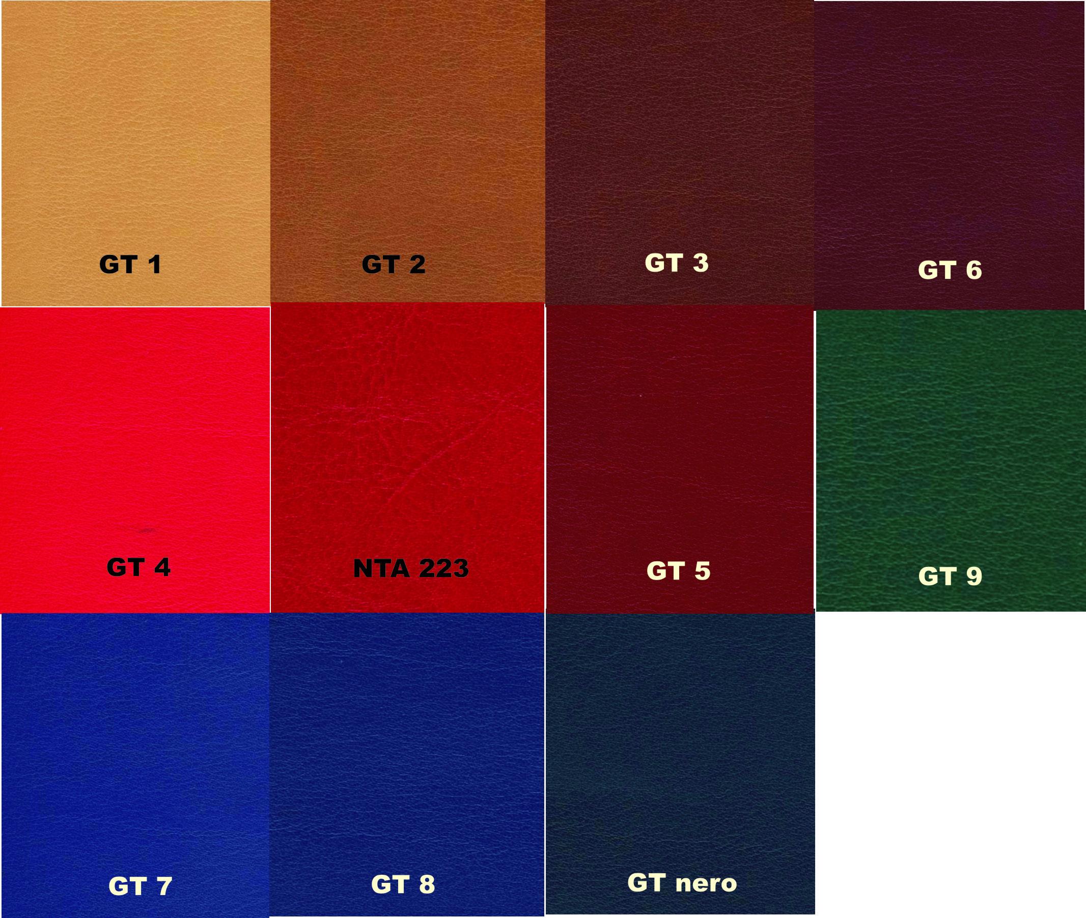 Hotelinfo-Farben